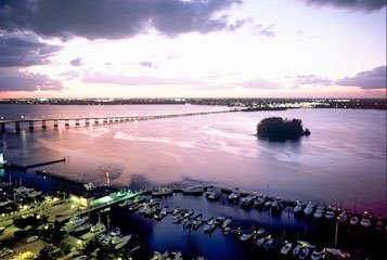 City of Fort Myers at Caloosahatchee River