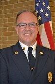 FMFD Chief John Caufield