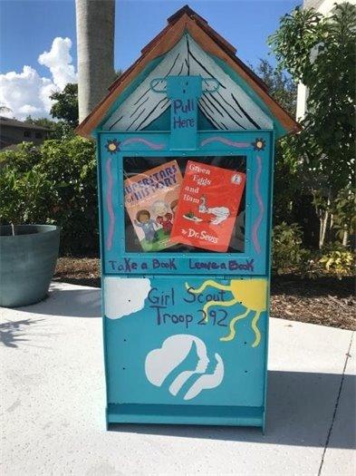 Jefferson Park Little Free Library