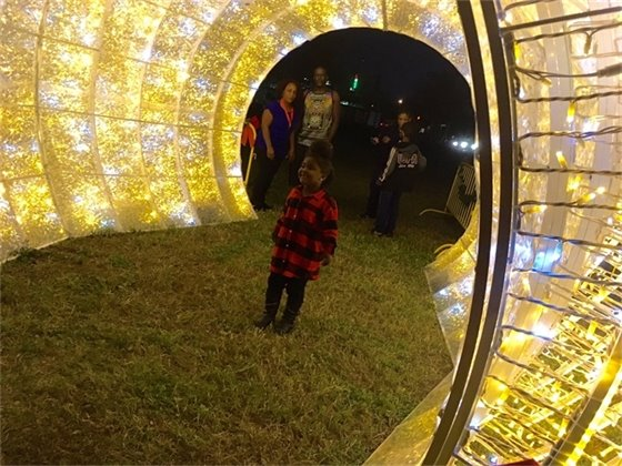 Christmas in Clemente Park