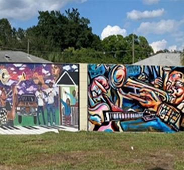 Photo of Wall Art showing possibilities for Fort Myers Art Stumble