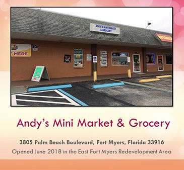 East Fort Myers redevelopment area spotlight Andy's Mini Market