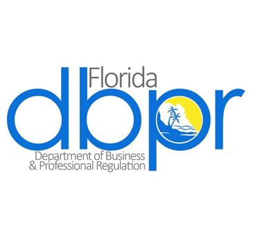 Florida Department of Business and Professional Regulation Logo