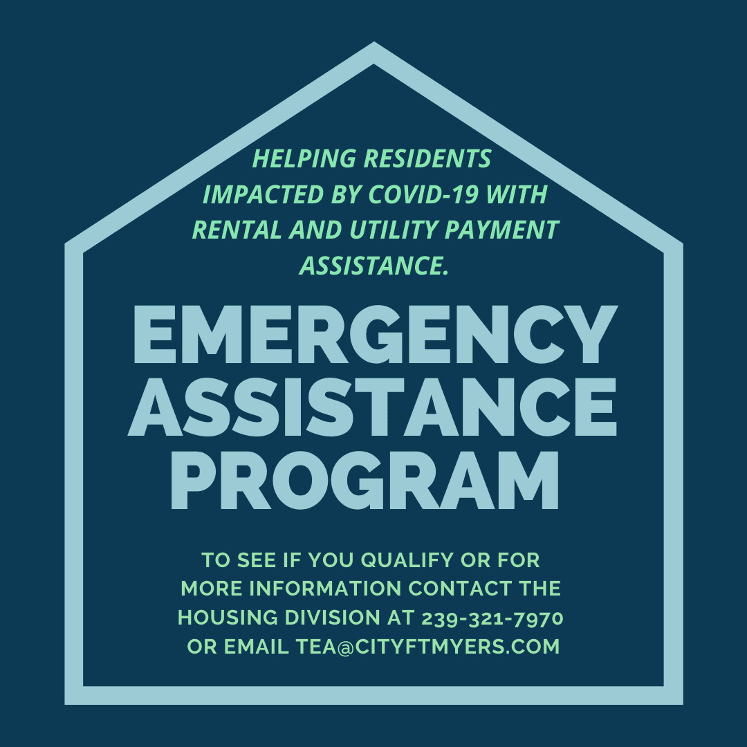 Emergency Assistance Program Alert