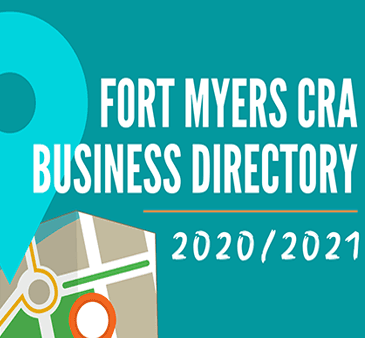 Fort Myers Community Redevelopment Agency Business Directory 2020-2021 Map Marker Image