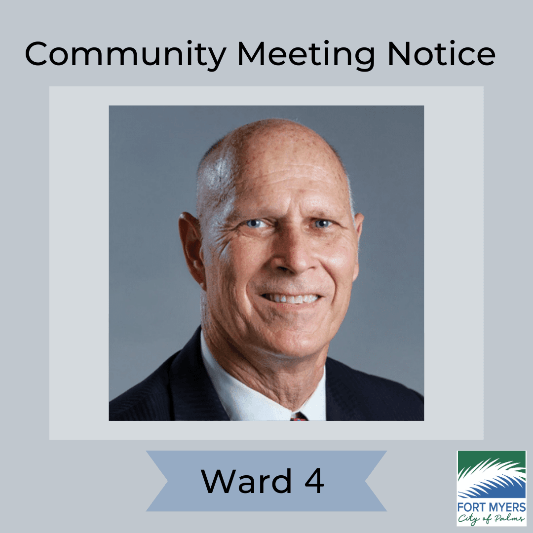 Ward 4 meeting - Bochette