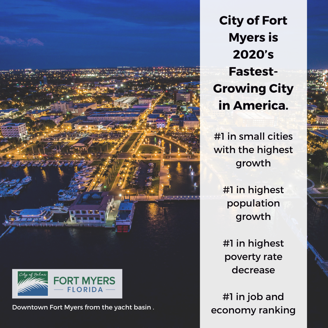 2020 Fastest-Growing City 2