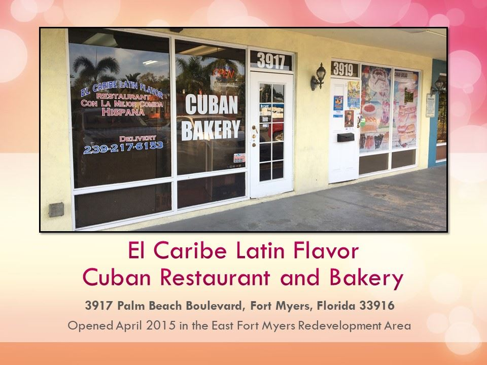 East Fort Myers Spotlight El Caribe Latin Flavor Cuban Restaurant and Bakery