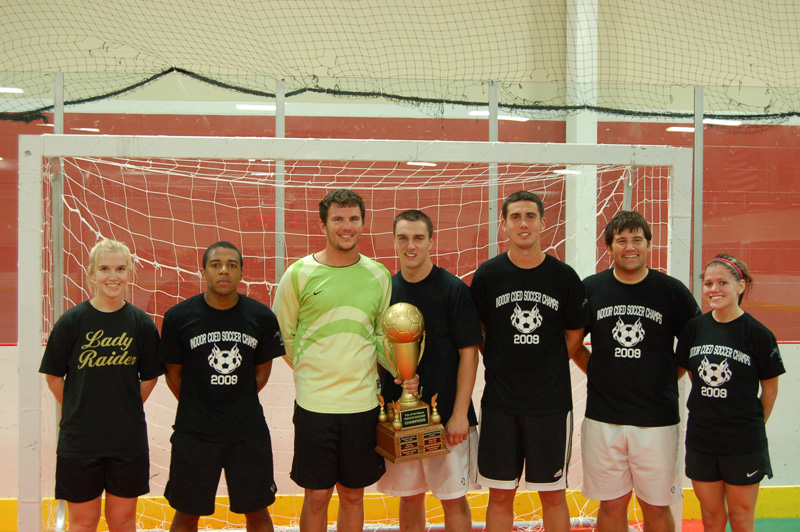 Indoor Coed Soccer Champs 2009
